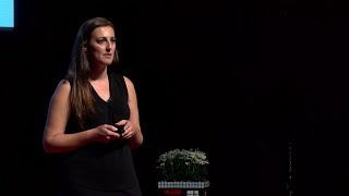 From a Refugee to PhD | Dina Radeljas | TEDxUtica