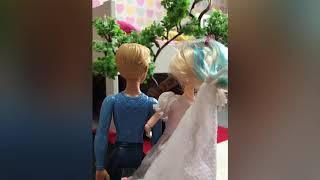 Свадьба кукол. Игры для девочек. Свадьба барби
