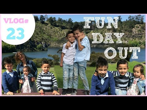 VLOG #23: FUN DAY AT THE VALLEY LAKE PARK PLAYGROUND | SCHOOL HOLIDAYS