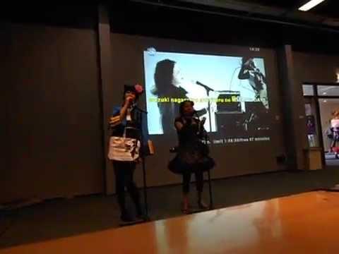 Abunaicon Karaoke 2011 - Yuzu & Me - Rolling Star Karaoke