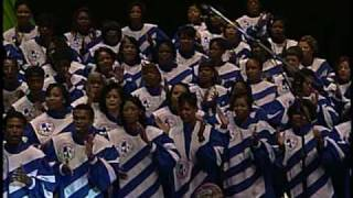 Lord I Thank You - Mississippi Mass Choir