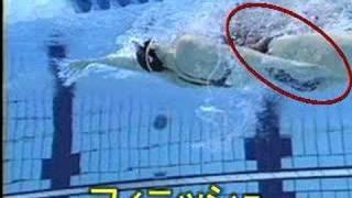 萩原智子教游泳-仰式