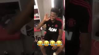 Manchester United's Players Doing The #JLinzChallenge And DELE ALLI Celebration