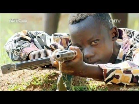 Visage d'Afrique : Kimmie, survivant du Liberia