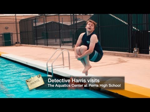 Know Perris - Aquatics at Perris High School