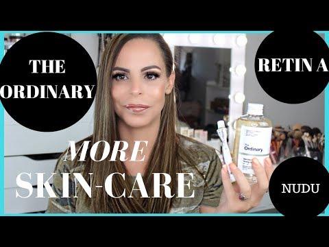 Skin-Care* The Ordinary * Retin A * Nudu * Mature Over 40