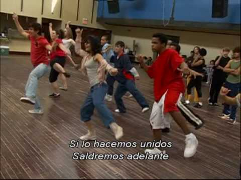 HSM 2 - Work this out (Cámara de ensayo)