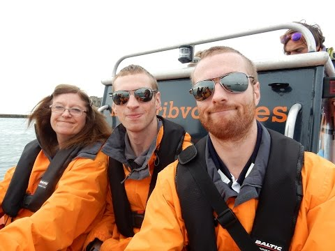 Amazing & Fun RIB Ride in Guernsey