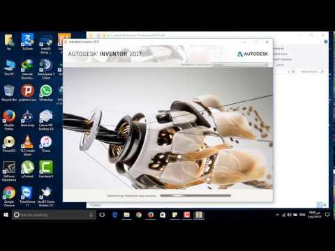 Autodesk Inventor Professional 2017 x64 | تنصيب و تفعيل