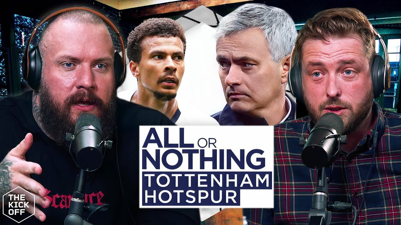 ALL OR NOTHING - Spurs Documentary Review