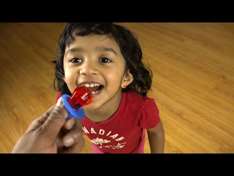 The Ring Pop Adventure - Vibrant colour candy counting by Liana/sweet apple toys&fun/funny kids