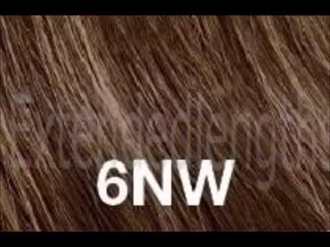Redken Chromatics Permanent Hair Color 6nw Youtube