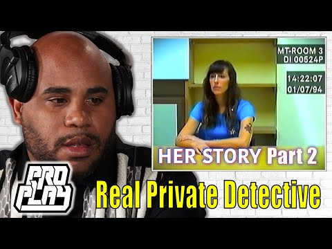 "Real Private Detective Solves The Mystery Of ""Her Story"" 