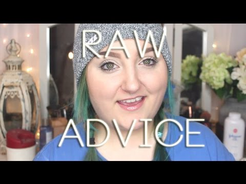 Raw Advice #1! | Sex Drive, Infertility, YouTube Advice! | RawBeautyKristi