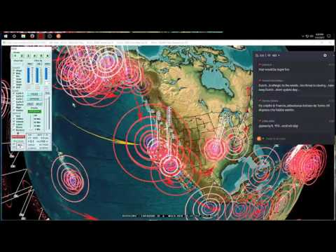 7/31/2017 -- Global Earthquake Update -- East Coast / New York / Quebec Earthquake AS EXPECTED