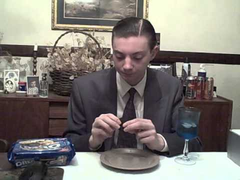 Cookie Dough Oreo's - Running On Empty - Food Review - YouTube