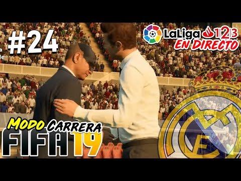 ASCENDEMOS !! FINAL DE TEMPORADA | Real Madrid #24 | FIFA 19 Modo Carrera Manager REAL thumbnail