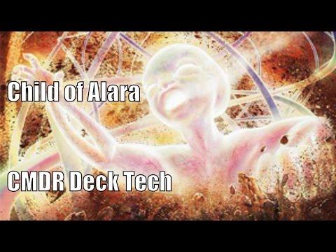 Tom's Child of Alara CMDR Deck [EDH / Commander / Magic the Gathering]