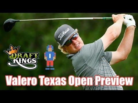 Valero Texas Open Preview & Picks