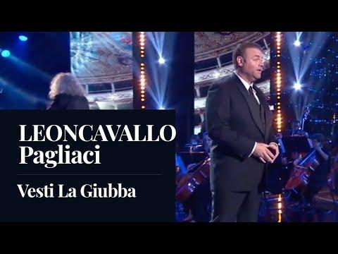 """Leoncavallo - Pagliacci """"Vesti La Giubba"""" (Joseph Calleja) [LIVE]"""