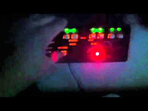 whelen edge lightbar and 295slsa6 siren code 3 360 lightba youtube rh youtube com