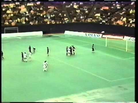 1984 (May 28) NY Cosmos (USA) 5-Barcelona (Spain) 3 (Trans-Atlantic Challenge Cup)