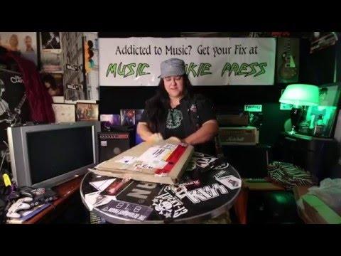 Music Junkie Press First Vinyl Unboxing Shotgun Messiah