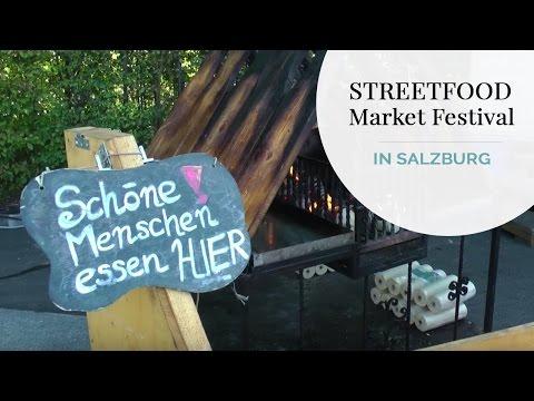 Streetfood Market Festival in Salzburg | Kulinarium Austria