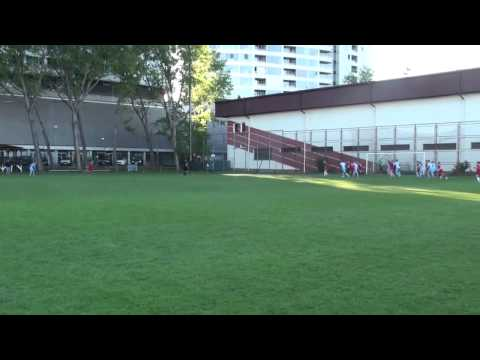 Women´s football - amazing goal made in Slovan Bratislava