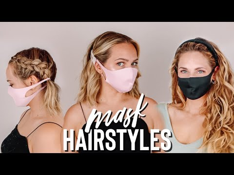 cute-hairstyles-to-wear-with-a-mask---kayley-melissa