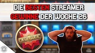 Die GRÖßTEN online Casino GEWINNE der Woche #26 2019   Online Casino Deutschland