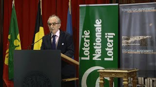 H. Goldberg - Président de la Fondation Auschwitz - 2019-10