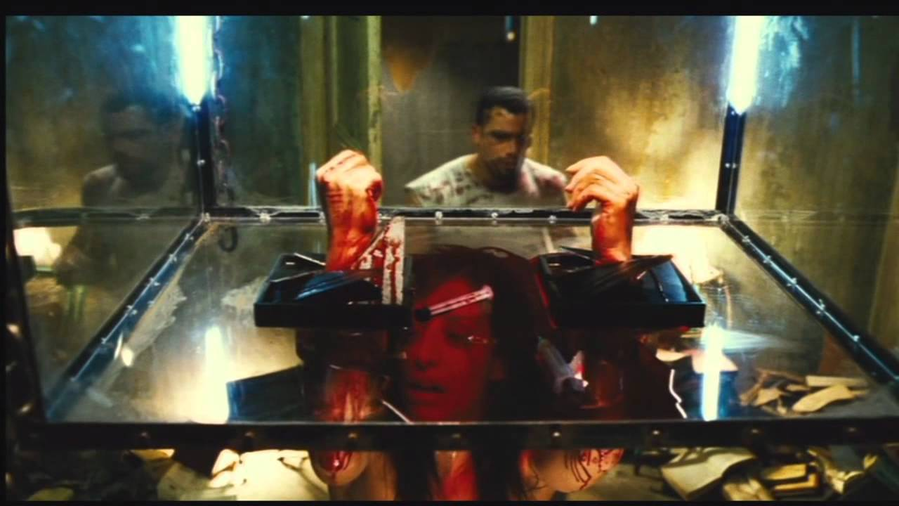 Saw II - The Razor Box aka the Hand Trap (Theatrical Version)