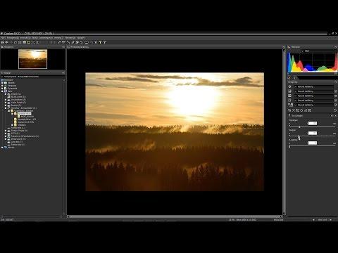 Nikon Capture NX-D - Genomgång