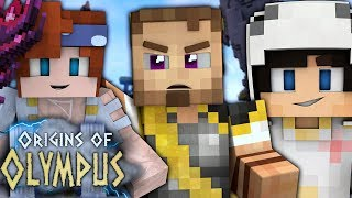 THE TRIALS OF APOLLO | Minecraft ORIGINS OF OLYMPUS | EP 4 (Percy Jackson Minecraft Roleplay)