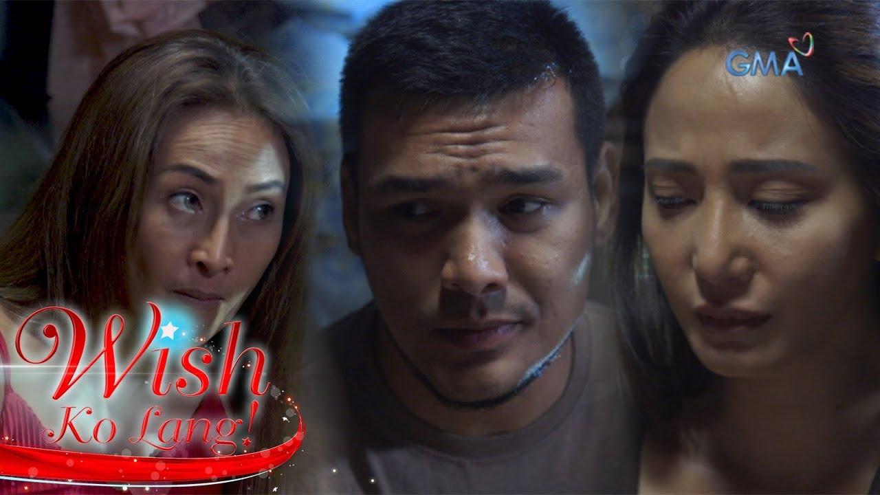 Wish Ko Lang: Lalaki, pinagsabay ang mag-ina - YouTube