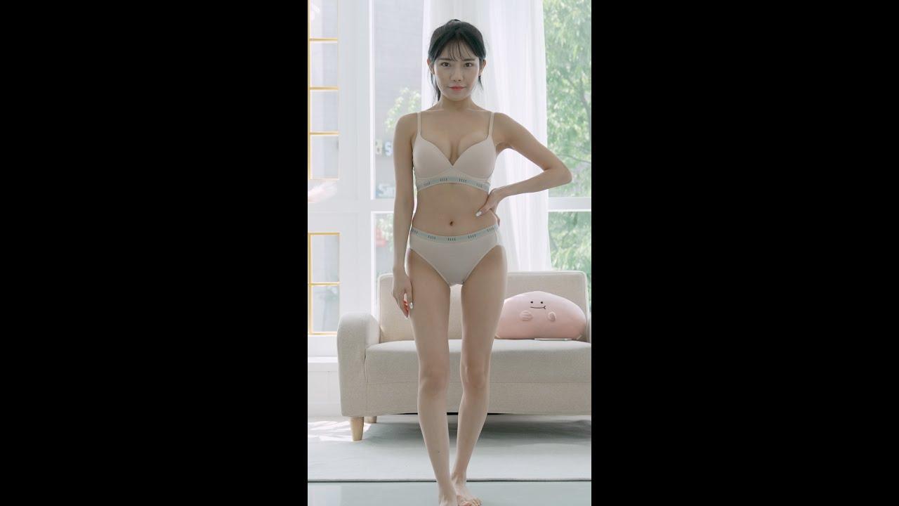 모델희야👀엘르 언더웨어 미리보기 #shorts
