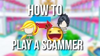 Fantage: How to Play a Scammer!