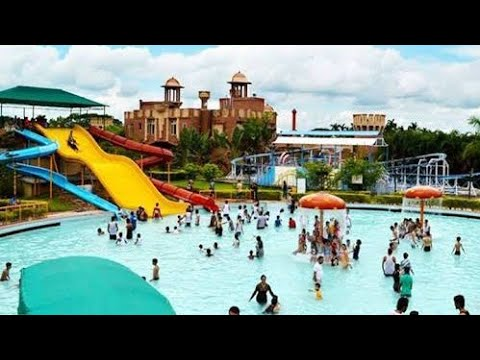 Accoland guwahati | amusement park in guwahati | best place to visit in guwahati on weekends | slide