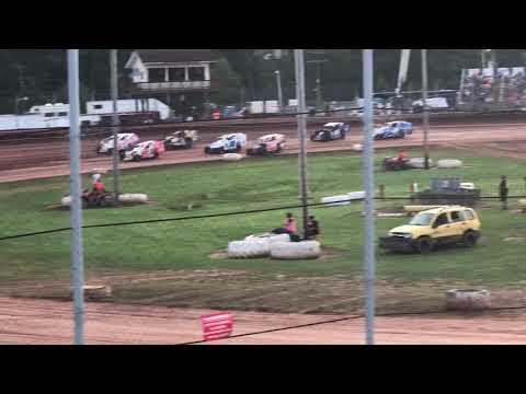 rush modified heat 3 8-17-19 sharon speedway