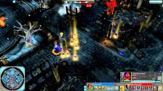 Dawn of War 2: Retribution - 1v1 | whitehead1981 [vs] DeathMarine8810