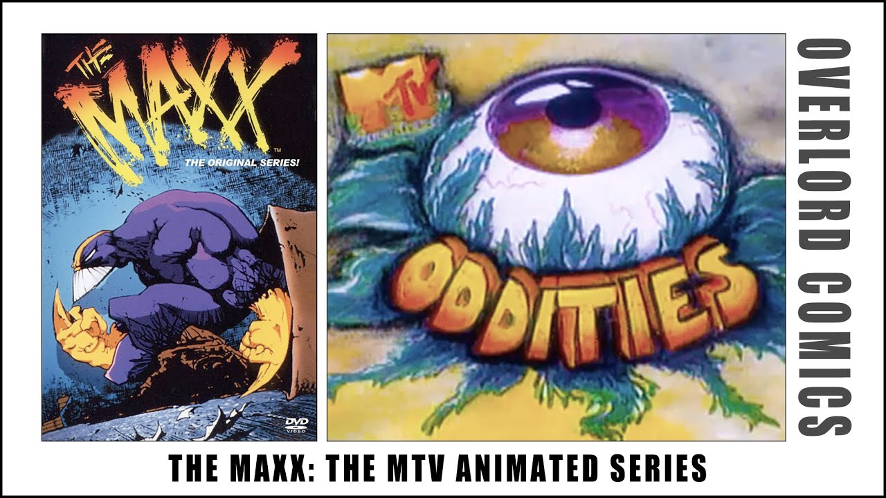 The Maxx: The MTV Animated Series