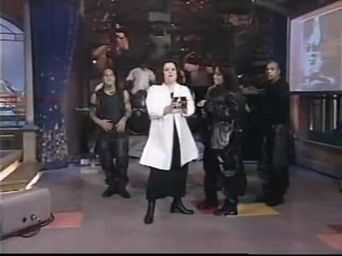 Aaliyah- Try Again/Interview (Live @ The Rosie O'Donald Show)