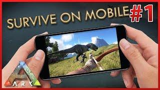 Mobile ARK Survival Evolved Türkçe - Android, IOS Çıktı