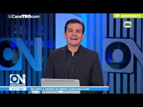 Oriente Noticias primera emisión 06 de agosto