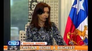 Cristina cruzó a periodista de Clarín por preguntar incorrectamente