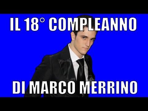 VIDEO REACTION - 18°COMPLEANNO DI MARCO MERRINO - I PARCO GIOCHI