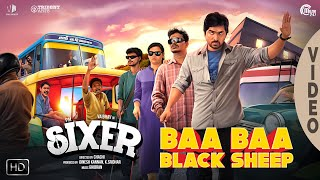 Sixer - Tamil Movie | Baa Baa Black Sheep Video Song | Anirudh Ravichander | Vaibhav | Ghibran