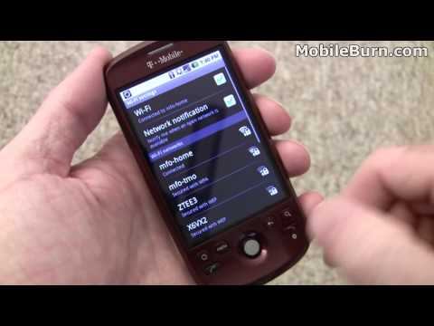 T-Mobile myTouch 3G review - part 1 of 3