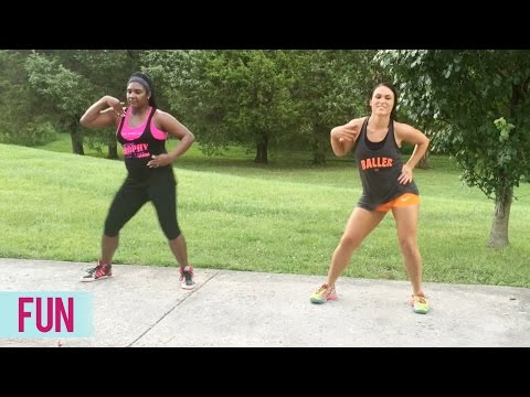 Pitbull - Fun ft. Chris Brown (Dance Fitness with Jessica)